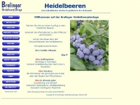 heidelbeeren.net
