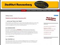 Stadtfest Ronnenberg - Rund um die Michaeliskirche