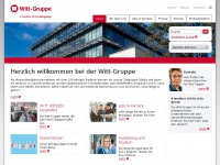 Startseite - Witt-Gruppe - A member of the otto group- Witt-Gruppe - A member of the otto group