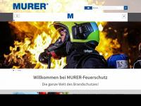 Murer-feuerschutz.de - Brandschutz, Feuerwehrtechnik und Feuerwehrausrüstung in Hannover | MURER Feuerschutz GmbH