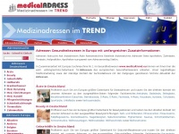 medicaladress.eu