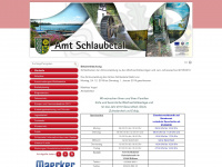 amt-schlaubetal.de