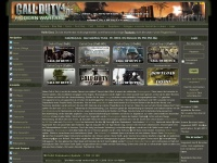 CallofDuty4.de - Das CallofDuty Portal - PC, XBOX, Nintendo DS, und PS3 - CoD, CoD2, CoD3, CoD:UO, CoD4,  CoD:WW, Call of Duty: World at War, Games & Co. :: Home