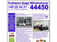 taxen-zaage.de