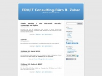Blog.zober.de - |