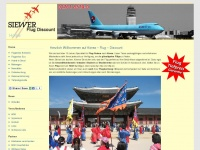 Korea-reise.de - Günstige Flüge nach Korea buchen