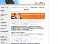 PressWire - Professionelle Werkzeuge f&uuml;r den Kontakt mit der Presse