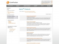 Alaris® System - CareFusion