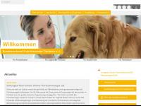 Startseite © Bundesverband Praktizierender Tierärzte e.V.