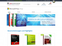 microsoft-press.de Thumbnail