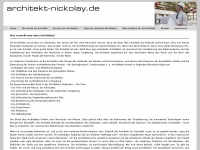 architekt nickolay - Home