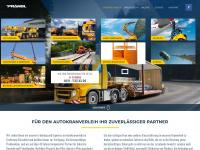 Autokranverleih-prangl.de - PRANGL | Vermietung von Autokranen, Hocharbeitsbühnen, Gabelstapler | Düsseldorf