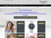 Home - Kaulard Juweliere, Uhrmacher seit 1823 und Augenoptiker