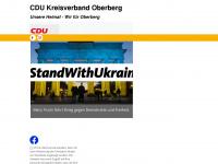 STARTSEITE: CDU Kreisverband Oberberg