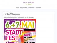 6.  Stadtfest  in  Altenkirchen  am  3.  und  4.  Mai  2014