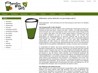 gerstengrassaft.ch