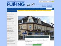 Fuelling-werkzeuge.de - Wilhelm Fülling GmbH - Partner für Handwerk und Industrie.