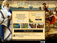 Grepolis - The browser game set in Antiquity