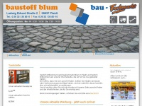 Baustoff Blum