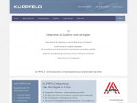 Klippfeld.at - Drehmaschinen und Fräsmaschinen Hersteller - Klippfeld