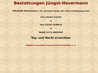 Juengst-havermann.de - index