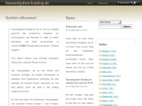 Hausaufgaben-Katalog.de - Tausende kostenlose Hausaufgaben und Referate!