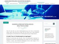 handelsregisterauszug-sofort.de