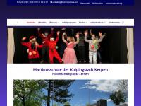 martinusschule.com
