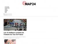 Map24.com - NAVTEQ Map24 - Kostenloser Routenplaner, interaktive Stadtpläne und Straßenkarten in Deutschland, Europa, Amerika, Australien, Naher Osten und Südafrika