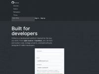 GitHub &middot; Build software better, together.
