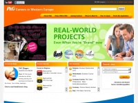 Pgcareers.com - P&G Careers in Western Europe | Home Page