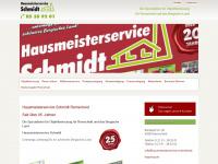 hausmeisterservice-schmidt.de