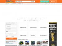 Gebrauchte Maschinen, LKWs, Geräte und Fahrzeuge - Mascus DACH