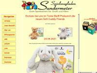 Spielzeugladen Sundermeier - Herzlich Willkommen auf meiner Homepage!