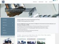 Stanko-wzm.de - STANKO Werkzeugmaschinen GmbH