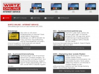 WIRTZ-ONLINE.COM - Internetservice Kaarst: SEO, Webdesign, Webmarketing