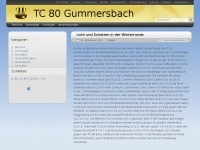 TC 80 Gummersbach -