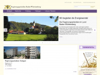 Rp.baden-wuerttemberg.de - Regierungspräsidien BW -  Regierungspräsidium
