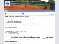 Aktuelles - TUS Untereschbach-Steinenbrück 1910 e.V. - Abteilung Tennis -