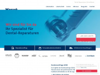 wanzek-dental.de