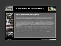 Urquattro-club.de - 1. Urquattroclub Deutschland e. V.