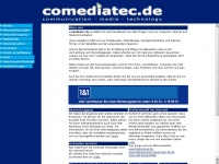 comediatec.de - communication·media·technology