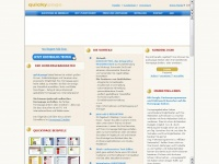 Homepage erstellen mit Quickypage, dem multifunktionalen Homepagebaukasten