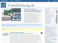Unfall-Hilfe, Unfall-Vorsorge und Verkehrssicherheit | Unfallzeitung.de