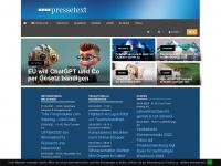 pressetext Nachrichtenagentur: Redaktion und Presseverteiler für Wirtschaft, Technologie, Medien und Wissenschaft