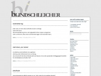 blindschleicher.de