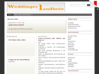 weddinger-landbote.de