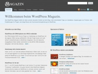 wordpress-magazin.de Thumbnail