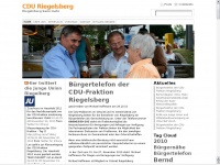 cdu-riegelsberg.de Thumbnail