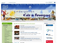 LSVS | Kindergarten Kids in Bewegung